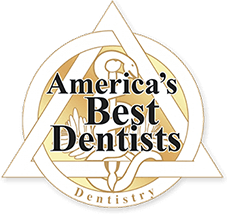 America's Best Dentists award logo