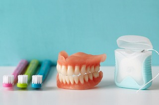 dentures and dental products